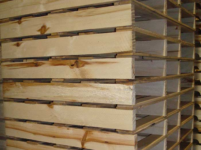 Two Way Pallets Wing