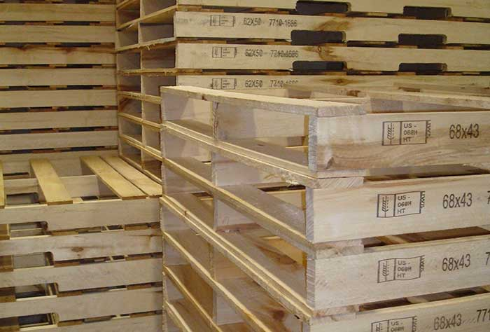 HT Pallets Pallet Stacks Stack Stamp