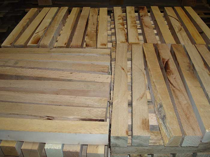 Lumber and Dunnage